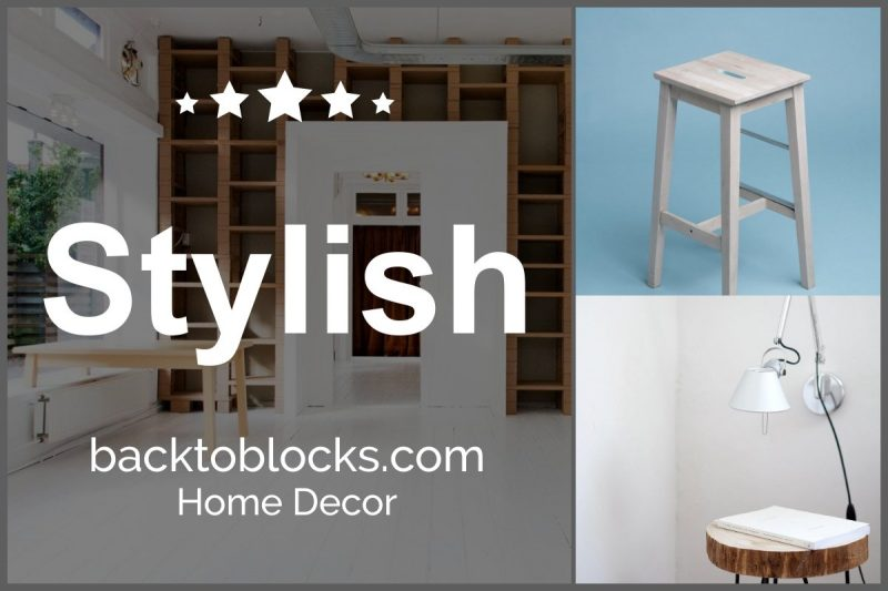Welcome To Back To Blocks Home Decor Blog!